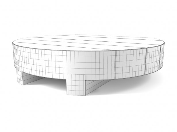 Beam Coffee Table - Limited Edition 7