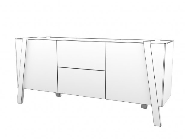 Note Sideboard 2