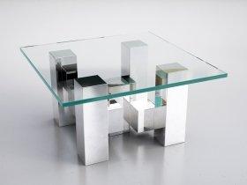 Cityscape Coctail Table