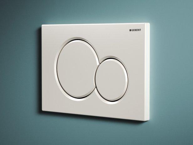 GEBERIT Sigma 01 Flush Plate