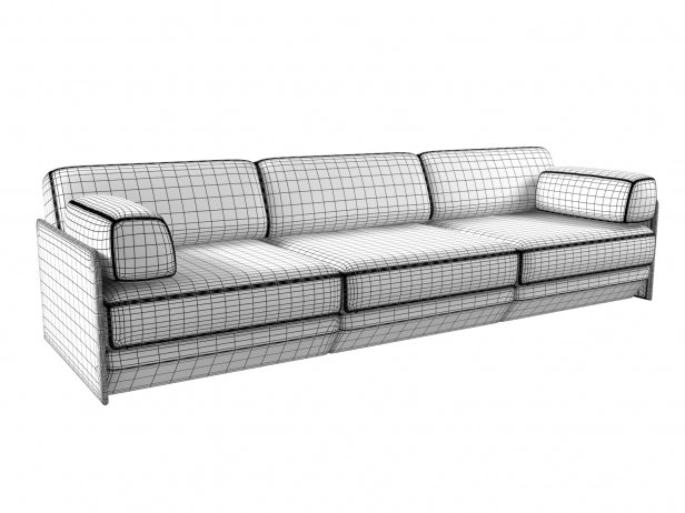 DS-76 3-Seater Sofa & Modules 7