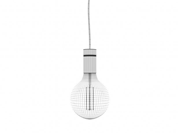 Cylinder Pendant Lamp 4