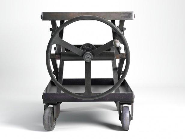 Industrial Scissor Lift Table 6