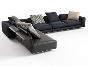 Freeman Corner Sofa System B