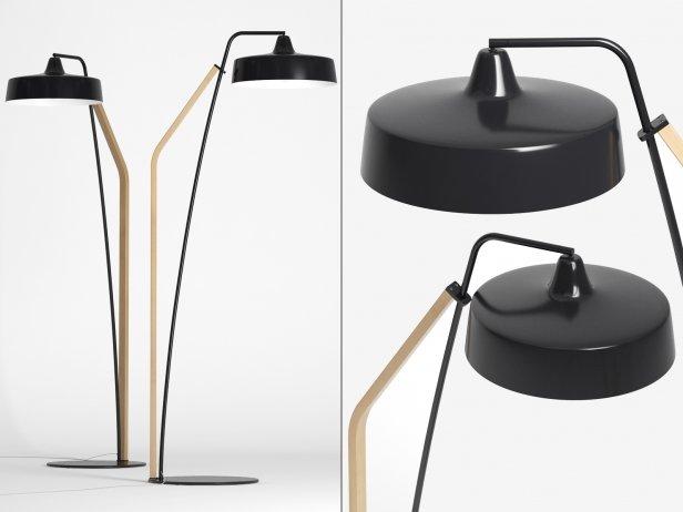 Spok Floor Lamp 1