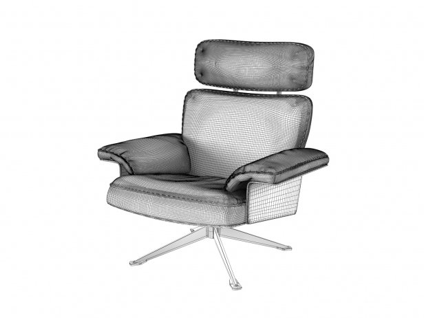 DS-31/111 Armchair High Back 4
