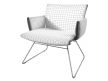 DS-515 Lounge Chair with Armrests 12
