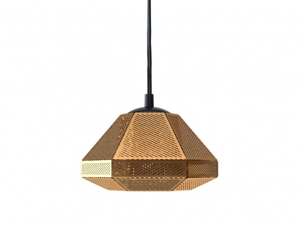 The Diamonte Pendant Lamp 5