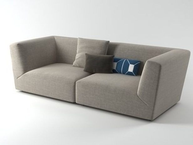 Attirant Soho High Arm Sofa 2