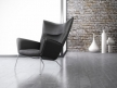CH445 Wing Chair 1