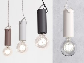 Tied Pendant Light