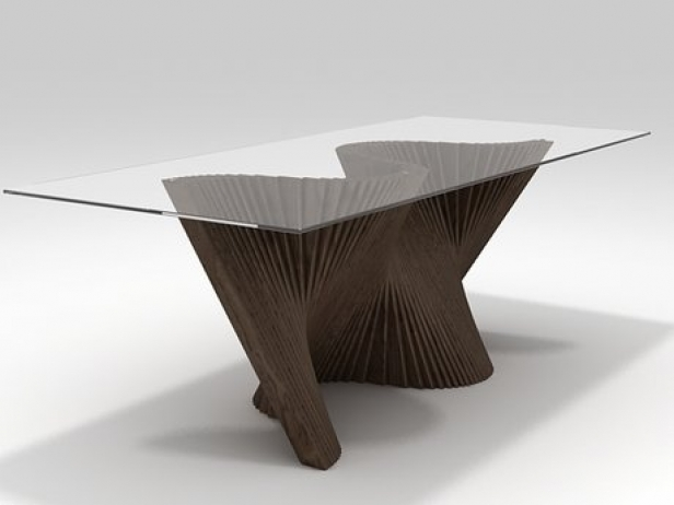 kenneth cobonpue furniture. Wave Dining Table 1 Kenneth Cobonpue Furniture