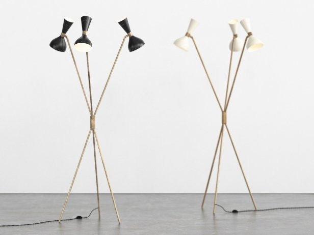 Tripod Floor Lamp 1