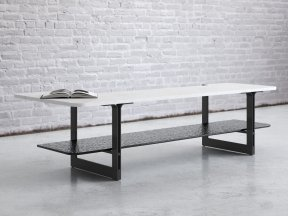 Valery 1 Rectangular Coffee Table