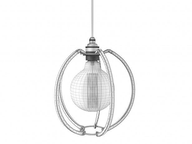 Farrier's Cage Globe, Long & Teardrop 10