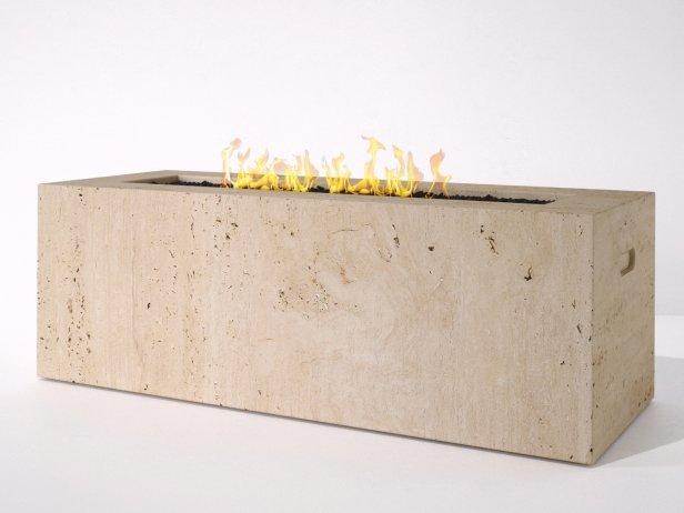 Topanga Natural Gas Fire Table 7