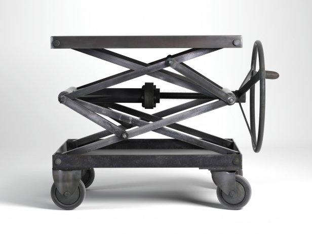 Industrial Scissor Lift Table 1