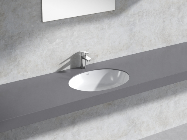 Bau Under counter Basin 55 Set 1