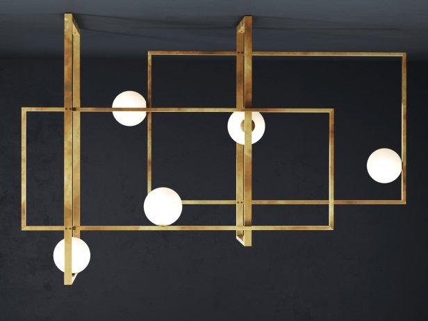 Mondrian Pendant Lamp 1