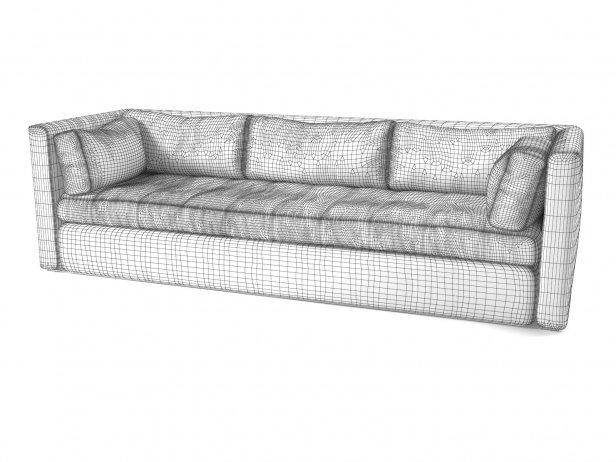 Hackney 3-Seater Sofa 6