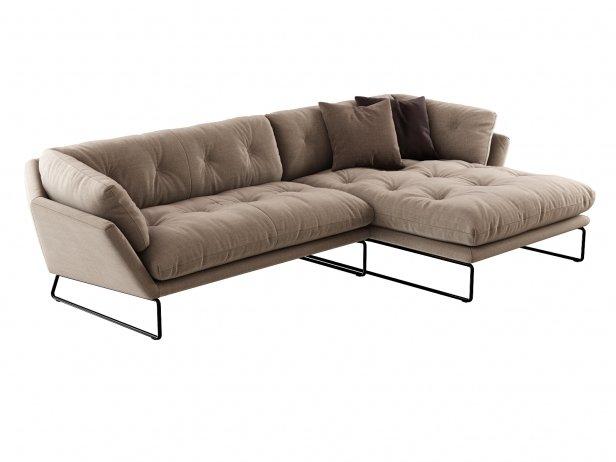 New York Corner Sofa 2