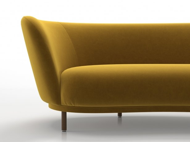 Dandy 4-Seater Sofa 7