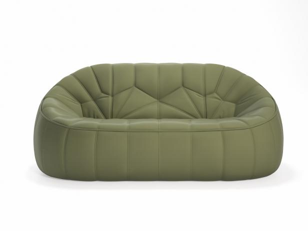 Ottoman 2-Seater Sofa 5