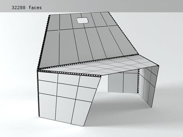 Bent Armchair 4