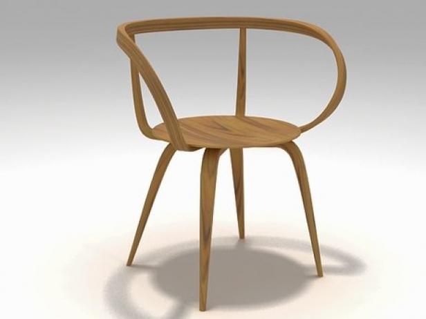 Attractive Pretzel Chair 2