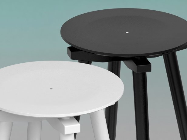 Bar Stool CC 8