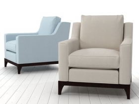 Lysander armchair