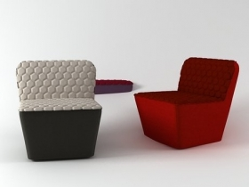 Tea lounge chair