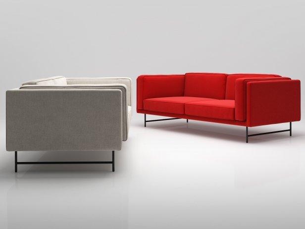 Bank Sofa 2 Seater 2