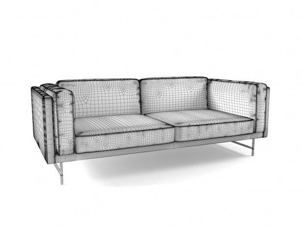 Bank Sofa 2 Seater 5