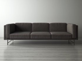 Bank Sofa 3 Seater