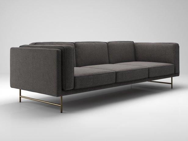 Bank Sofa 3 Seater 5