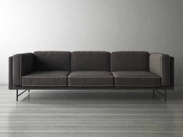 Bank Sofa 3 Seater