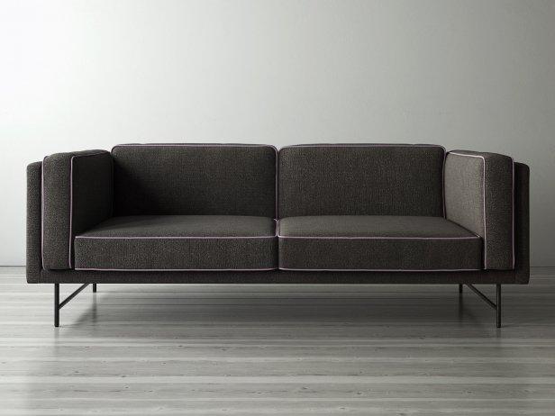 Bank Sofa 2 Seater 3