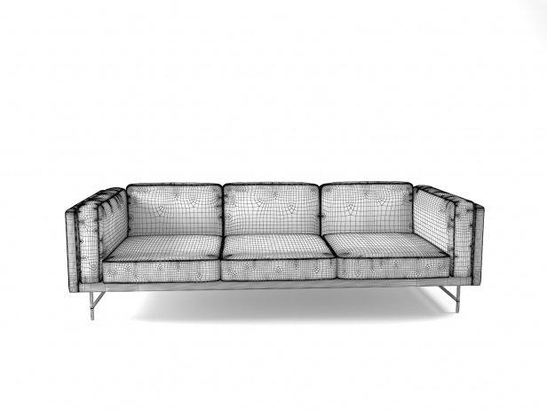 Bank Sofa 3 Seater 6