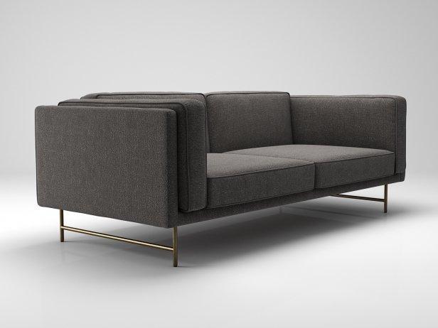 Bank Sofa 2 Seater 4
