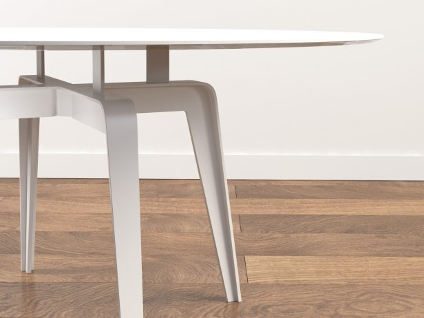 Odessa Dining Table 148 2