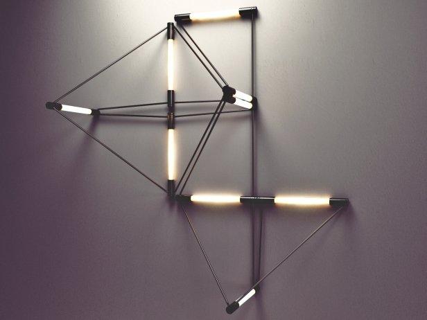 Meta Wall Lamp 7