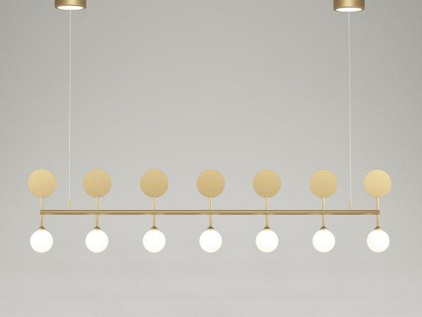 Row Pendant Lamp 1