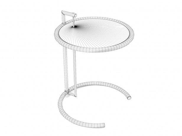 Adjustable Table E1027 6