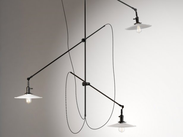 Articulated Industrial Light 1
