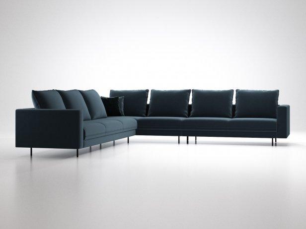Enki Corner Sofa 5