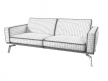 DS-87 2-Seater Sofa 9