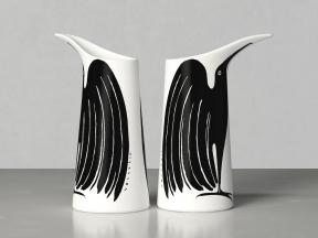 Les Oiseaux Mini Vase