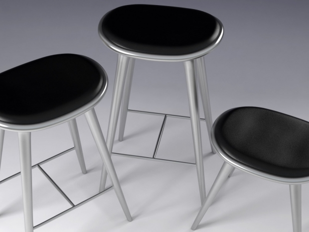 High and Low Stool 3