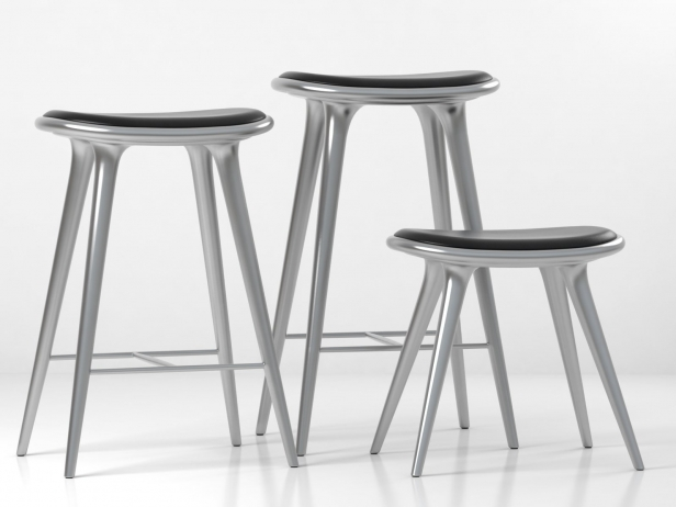 High and Low Stool 1
